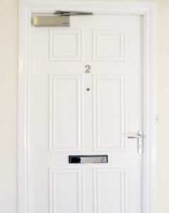 Apartment Entrance 3